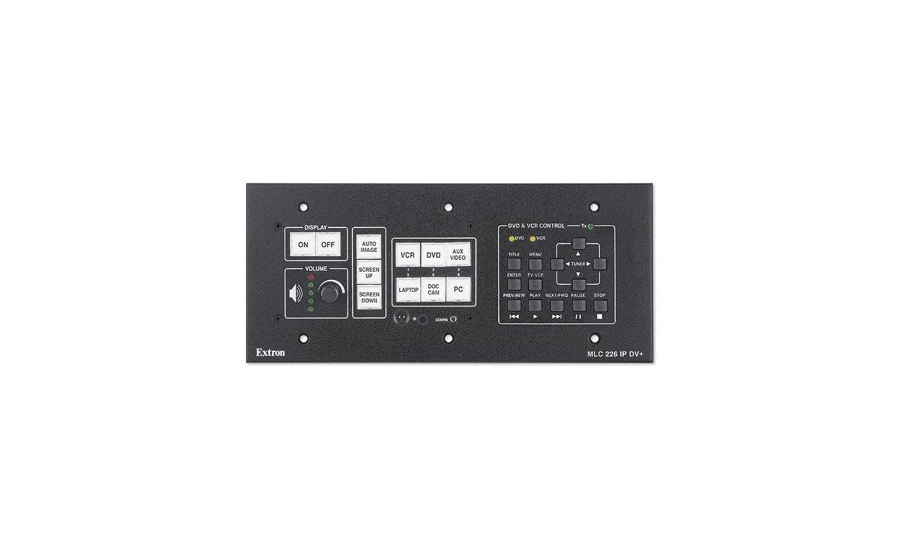 Контроллер Extron MLC 226 IP DV+ - ООО «АВКОММ»